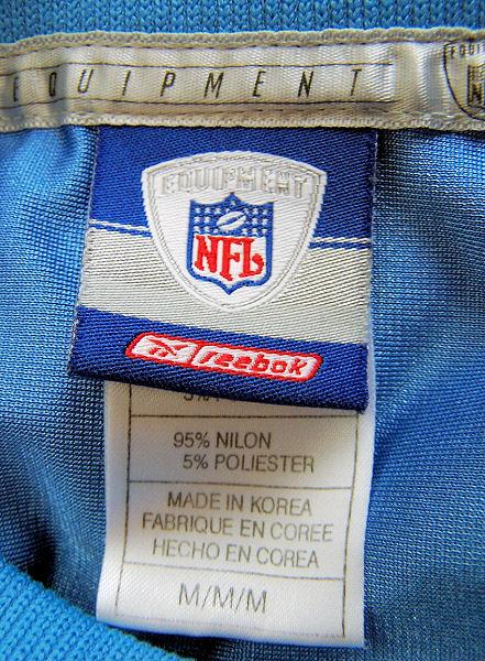 promo code 07f6a b6b92 Spotting Counterfeit Reebok NFL JerseysComparison of ...